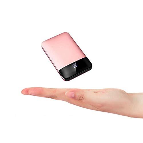 Draagbare powerbank voor mobiele telefoon oplader, creatief opladen bij lage temperatuur, 10000 mAh, praktisch voor Huawei Millet iPhone universele telefoons, 11 x 7 x 0,9 cm