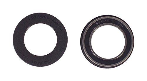 FSA Unisex BB90Trek Madone Kit para bielas de aleación de pedalier, Color Negro