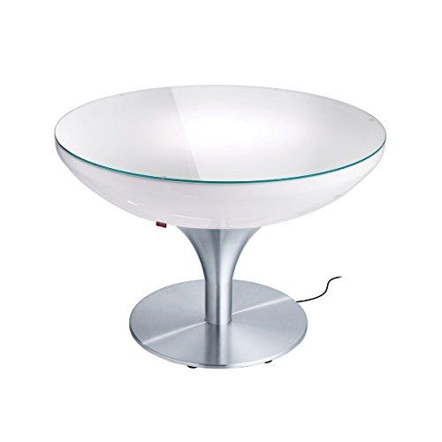 Lounge 55 Outdoor, E27, Höhe 55 cm, Ø 84 cm, inkl Glasplatte