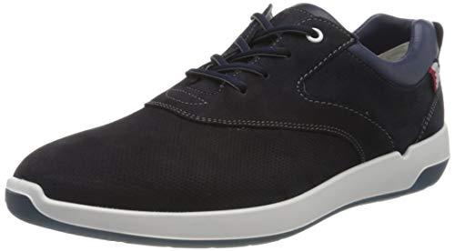 LLOYD Herren Allison Sneaker, Blau (Midnight/New Ocean 3), 40 EU