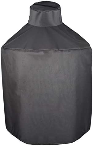 Mini Lustrous Cover for Large Big Green Egg Heavy Duty Kamado Ceramic Grill Cover Premium Outdoor product image