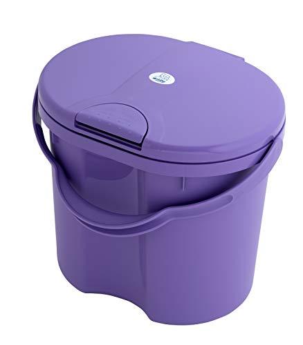 Rotho Babydesign Bassine, 4l, À partir de 0 mois, TOP, Lavende (Violet), 200060264