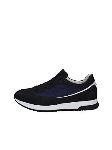 Alberto Guardiani AGM006702 Sneakers Uomo Blu 45