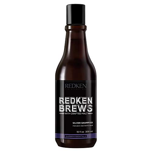 Redken Brews Silver Charge Shampoo 300 ml
