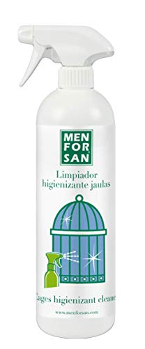 Menforsan Limpiador Higienizante Para Jaulas 750Ml, Un Tamaño