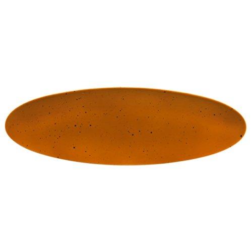Seltmann Weiden 001.733798 Coup Fine Dining Country Life-terracotta Plat à coupes en terre cuite Marron