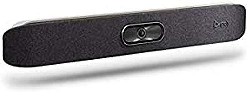 Poly All-in-one 4K Video-Konferenz-System \'Studio X30\', 120° Blickwinkel, 4-fach Zoom, Schwarz