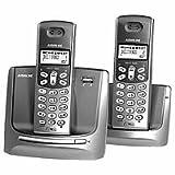 Audioline DECT 3300 Bundle schnurloses Telefon mit Freisprechen