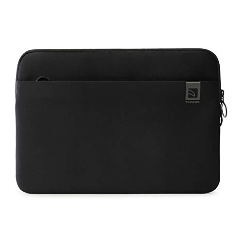 Tucano BFTMB13-BK Top Second Sleeve für Apple MacBook Pro, 33,02 cm (13 Zoll) (2016) schwarz