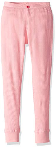 Watson's Mädchen-Unterhose, Waffelmuster, Rosa, Größe S