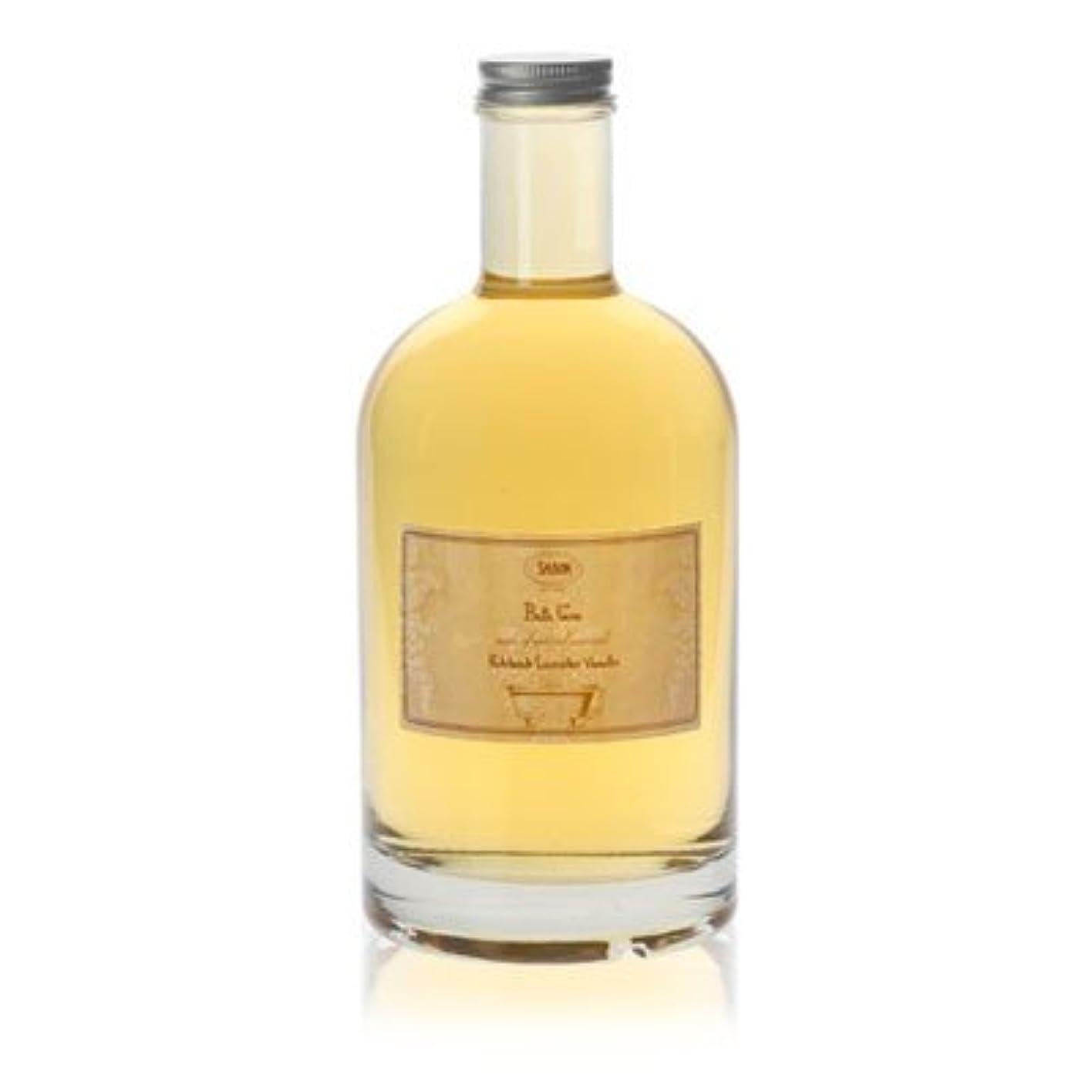 意気消沈した悪い定期的に【SABON(サボン)】Bath Foam Patchouli Lavender Vanilla バス フォーム パチョリ ラベンダー バニラ