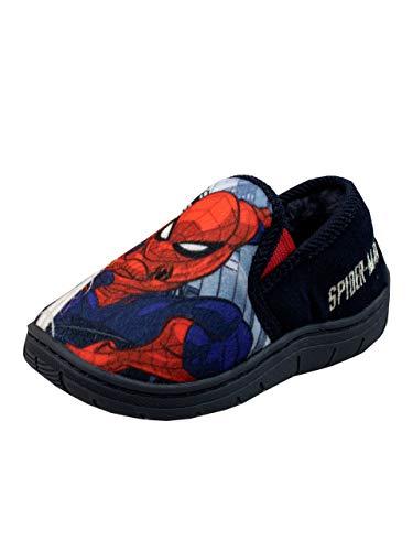 Marvel Jungen Hausschuhe Spiderman Mehrfarbig 26