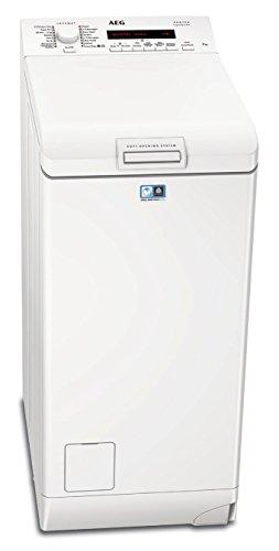 AEG L71272TL Libera installazione Caricamento dall'alto 7kg 1200Giri/min A+++ Bianco lavatrice
