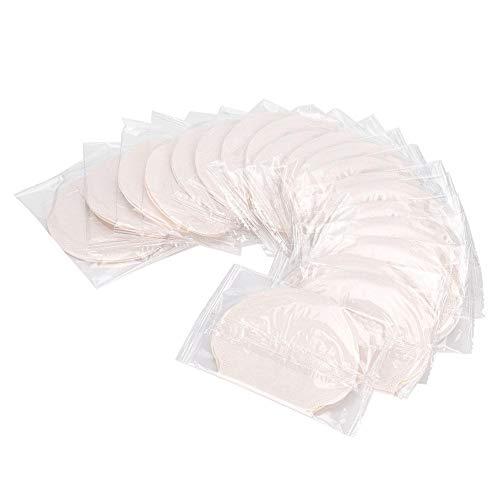 40 stuks okselzweetbeschermers schild absorberende anti-zweetgeur wegwerpblad deodorant voor vrouwen mannen kinderen ultradun, onzichtbaar, comfortabel, okselbescherming