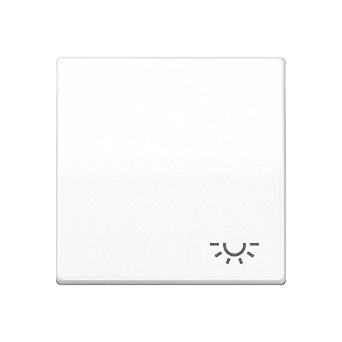 Jung AS591LWW Wippe mit Symbol Licht