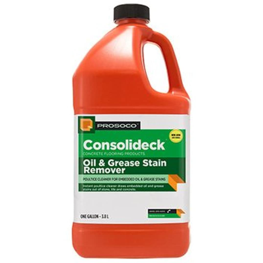 Prosoco Stand Off Oil & Grease Stain Remover - 1 Gallon