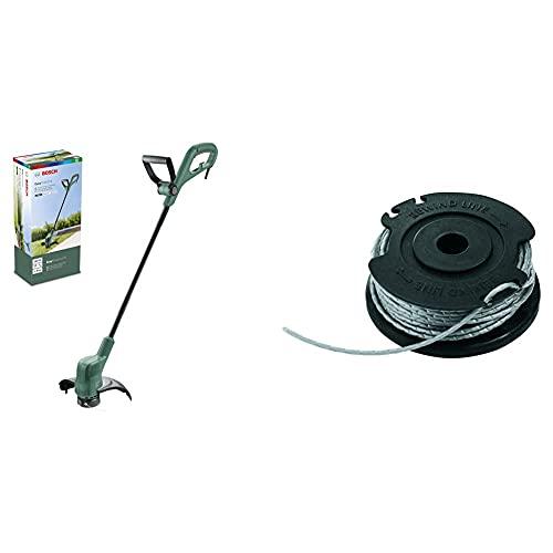 Bosch Home and Garden 06008C1H00 Tagliabordi Elettrico EasyGrassCut 23, 280 W, Verde &Bobina Di Ricambio Art 23 Sl/Art 26 Sl