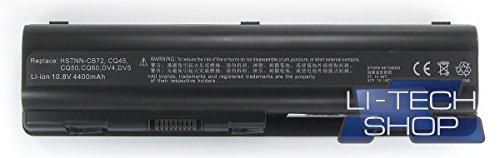 Batería Compatible Para HP COMPAQ PRESARIO CQ 61-435EK Nueva 48Wh 4,4Ah Ordenador