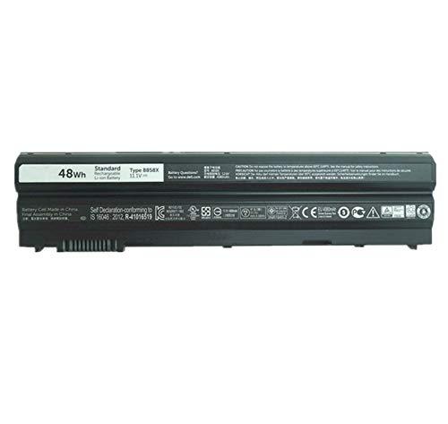 RTDpart Laptop Battery For DELL Latitude E5420 E5430 E5520 E6120 E6220 E6320 E6420 E6520 11.1V 48Wh 4400mAh type: 8858X