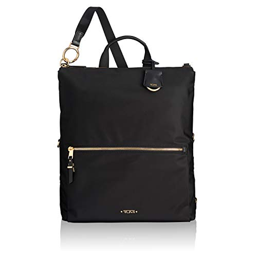 TUMI - Voyageur Jena Convertible Backpack - Crossbody Bag for Women - Black