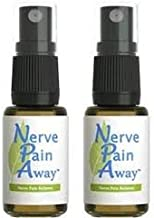 Nerve Pain Away AS SEEN ON TV Fast-Acting Spray With Hypericum Perforatum Temporary Relief Of Nerve Pain (2 Pack)
