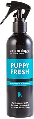 Animology Desodorante en Aerosol Mantener Frescos a los Cachorros Pack de 2