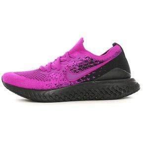 Nike Men's Epic React Flyknit 2 Running Shoe, 11.5 US, Vivid Purple