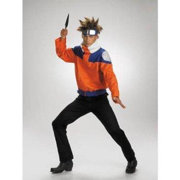 『Naruto Deluxe Jacket 10-12 Costume おもちゃ[並行輸入品]』の1枚目の画像