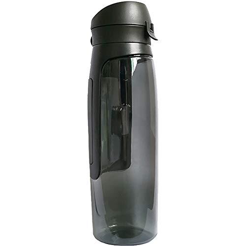 Outdoor Sport Opslagruimte Cup Twee In-Een Water Fles Voedsel Grade Plastic Pot Wandelen benodigdheden Duurzame En Veilig En Betrouwbare Handige Verzekering Voor Wandelen Ideale Fles