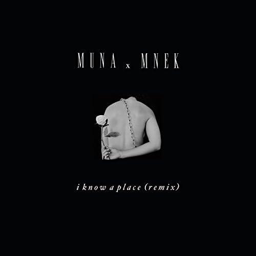 MUNA & Mnek