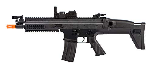 Soft Air FN SCAR-L Electric Powered Airsoft Gun with Hop-Up, 185 FPS