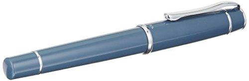 Pilot Prera Medium-Nib Fountain Pen, Slate Gray Body (FPR-3SR-SGY-M)