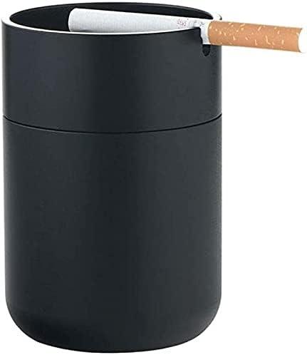 ZCX Fresno Mall ashtrays Aluminum Alloy trend rank Car Ashtray Ba and Lid with Non-Slip
