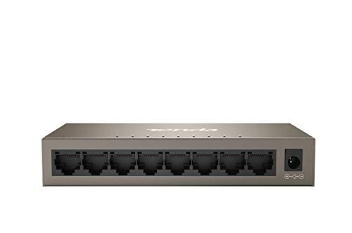 Tenda TEG1008M Switch Ethernet Gigabit a 8 porte 10/100/1000