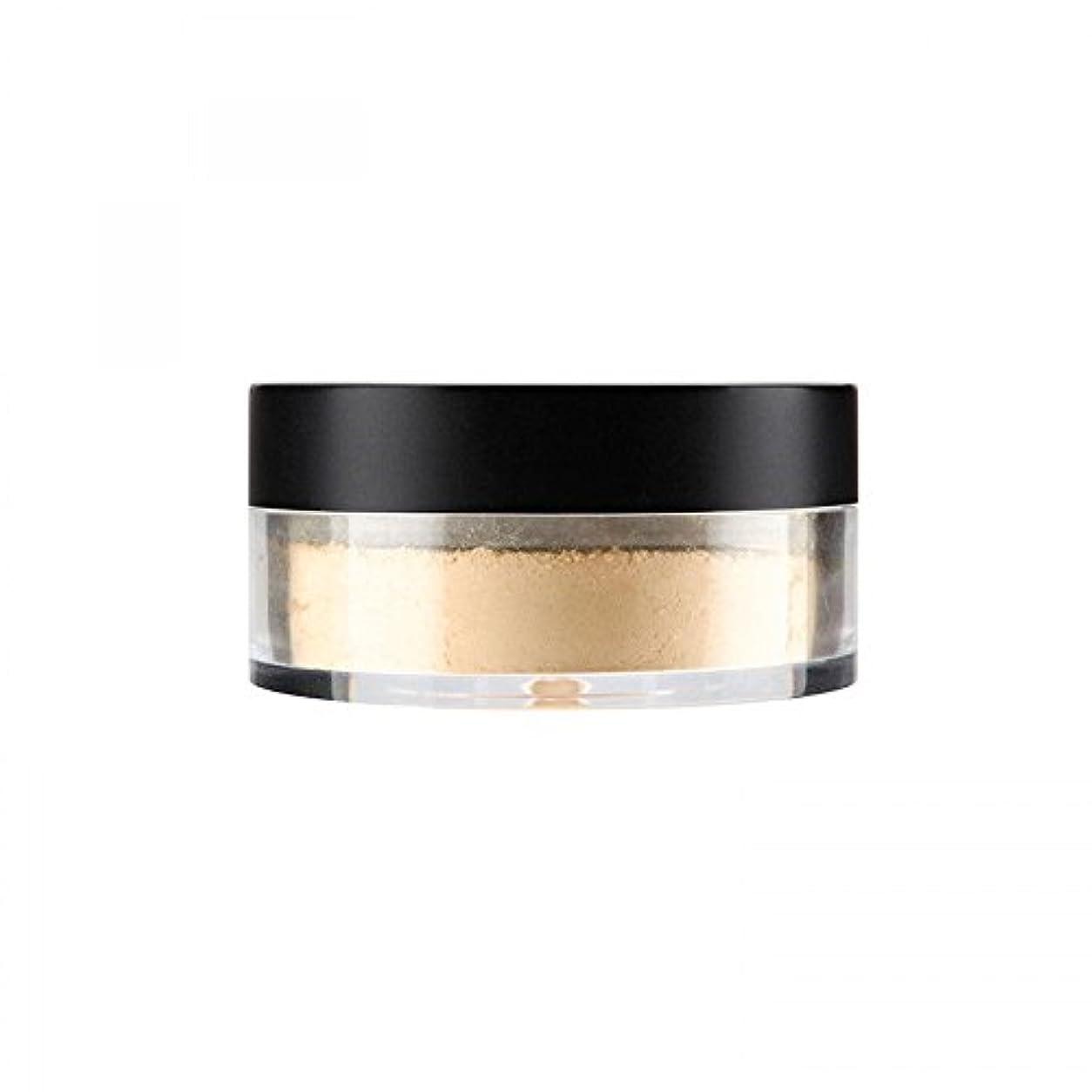 反対ゲートスムーズに(3 Pack) NICKA K Perfection Finishing Powder - NFP02 Medium (並行輸入品)