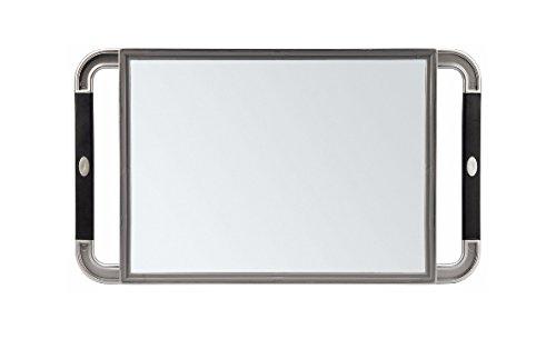 Miroir V-Design Argent
