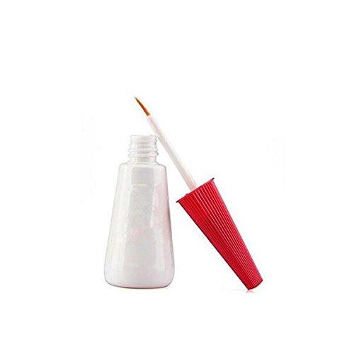Beauty7 Colle Gel Glue Pour Faux Cils Etanche Transparent 12ml Maquillage Cosmetique