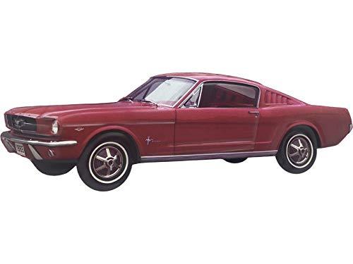 Blechwaren Fabrik Braunschweig GmbH Ford Mustang rot Fastback 53x18 cm YU00099