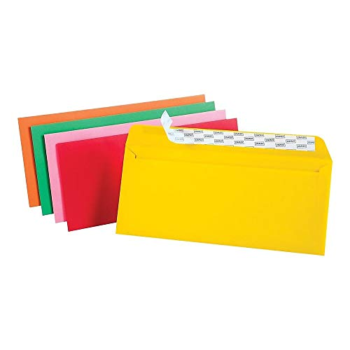 Colored Business Envelopes - 8