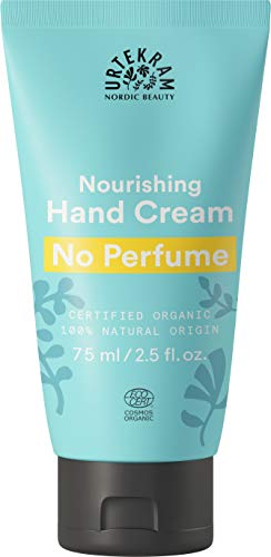 Urtekram Crema para manos sin Perfume BIO, 75ml
