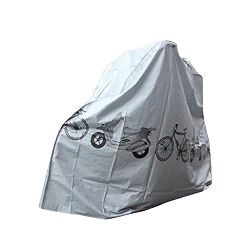 SKTE Motocicleta Universal Rain Outdoor Protection Scooter Bike Cover Antipolvo Impermeable Cubierta Impermeable Protector De Moto