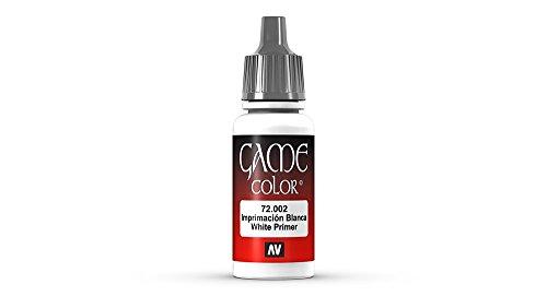 Vallejo Game Color White Primer Paint, 17ml