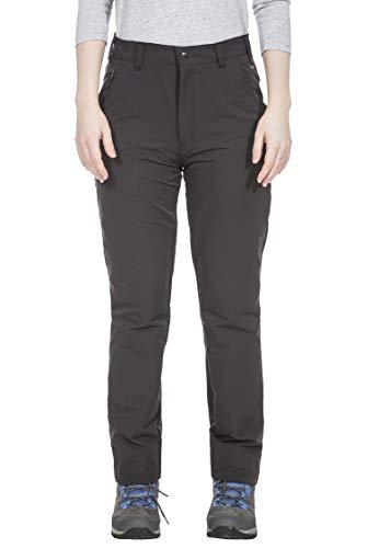 Trespass Amazonite Pantaloni antizanzare ad Asciugatura Rapida con Protezione UV, Torba, XXL Donna