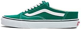 [VANS] バンズ Old Skool Mule Ultramarine Green/true white VN0A3MUS06A [並行輸入品]