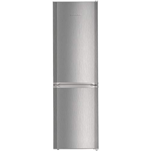 Liebherr CUel 3331 frigorifero con congelatore Libera installazione Argento 296 L A++