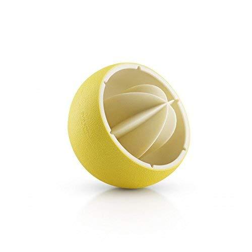 EVA SOLO 567613 Zitruspresse, Durchmesser 8 cm, Kunststoff, Gelb, 8,8 x 8 x 8 cm