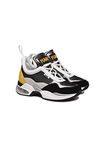 Baskets Karl Lagerfeld noires Ventura Lazare Midd II 36