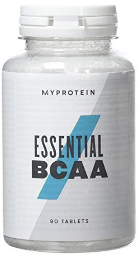 Myprotein 10529815 Essential BCAA, Amino Acid Supplement, 1000 mg (90 Tablets)