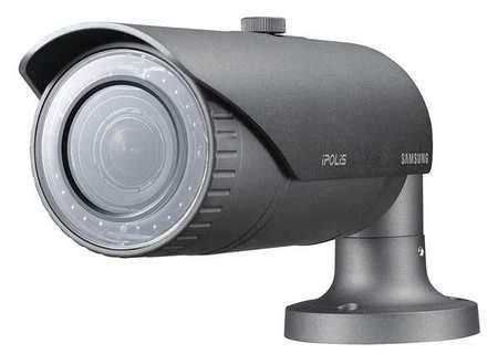 SS372 - SAMSUNG SNO-7084R 3 MEGAPÍXELES SEGURIDAD CCTV BALA IP...