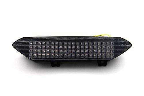 LED-Bremslicht mit integriertem Blinker für Yamaha YZF R1 2002/2003 und Quad YFM Raptor 700 (Getönt)